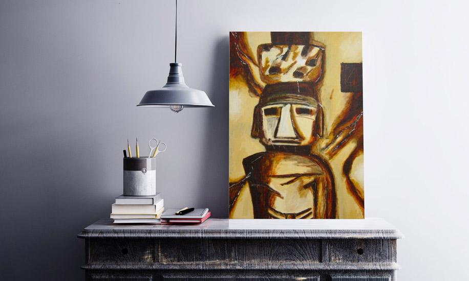 Lej kunstmalerier til dine vægge